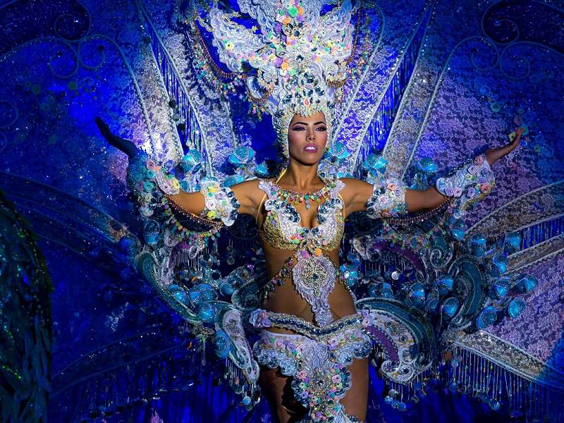operateur ile pour carnaval tenerife
